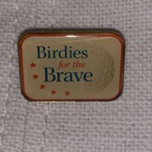 Birdies For The Brave THE PLAYERS TPC PGA TOUR Pin